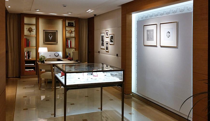 Nuova Boutique Cartier – Salizada San Moisè | Venezia