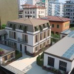 Existing building renovation and new intended use change from artesanal to residential viale Sarca | Milan