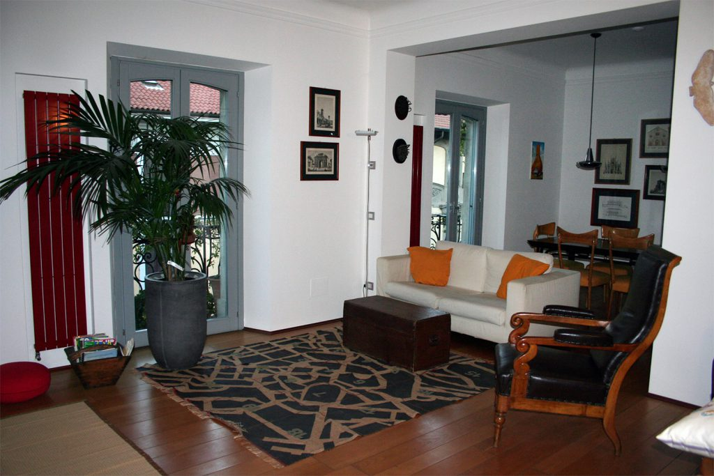 Ristrutturazione di un appartamento in Porta Venezia – Milano
