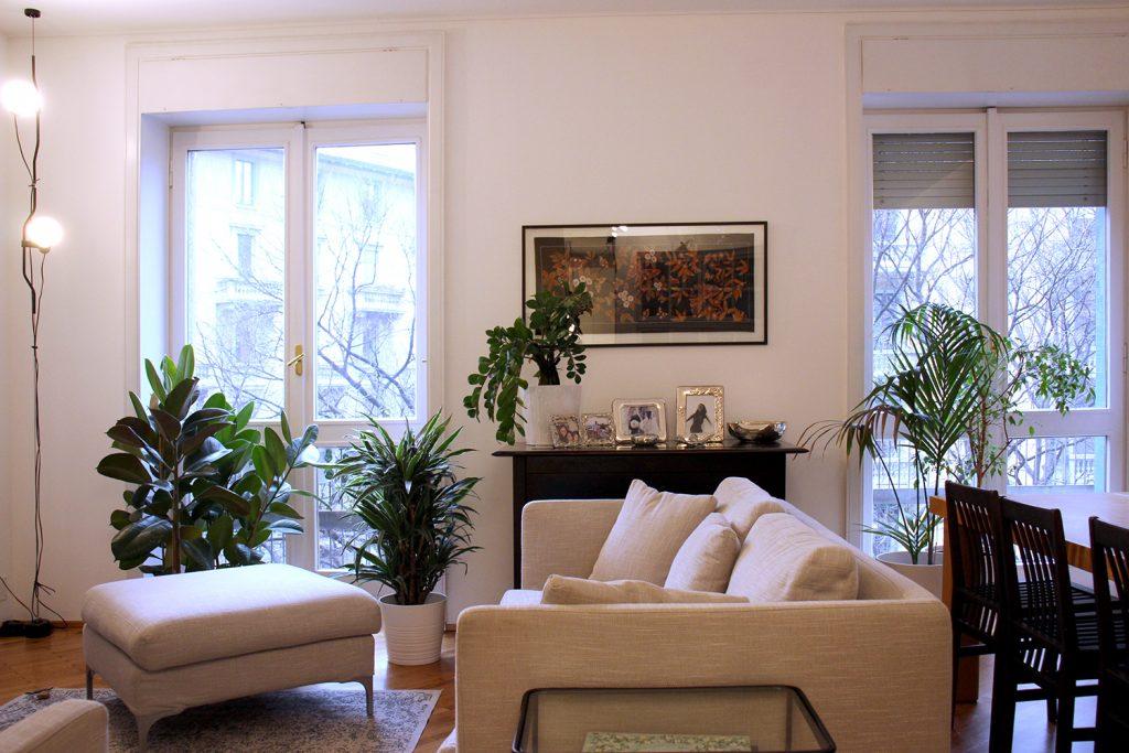 Apartment renovation in Porta Venezia | Milan