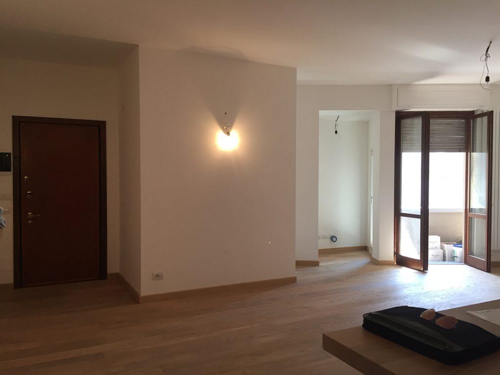Ristrutturazione di un appartamento in zona Sempione | Milano