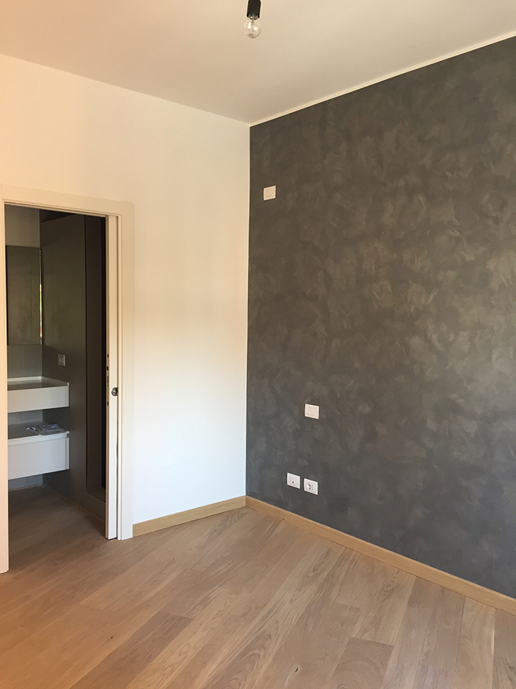 Apartment renovation in Sempione area in Milan