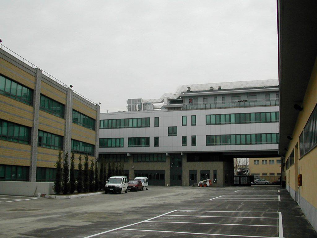 New Michelin SPA Headquarter | Pero (MI)