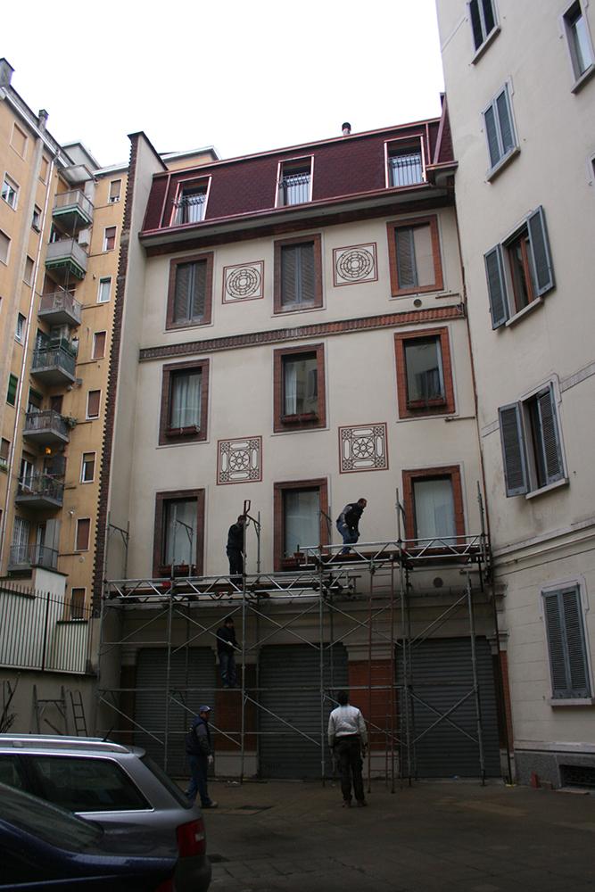Via Sardegna | Milan