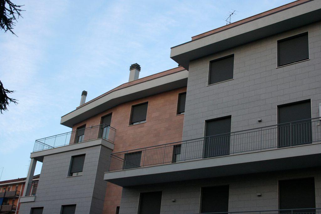 Edificio industriale – via Benadir e Via Derna | Milano
