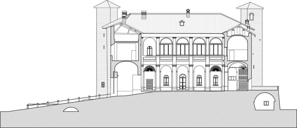 Binasco castel