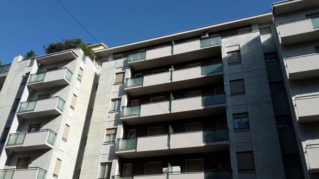 Rifacimento facciata – Via Pordenone | Milano
