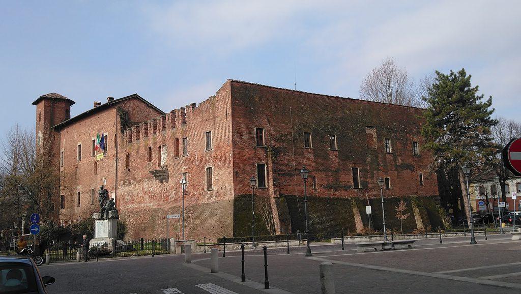 Binasco castello