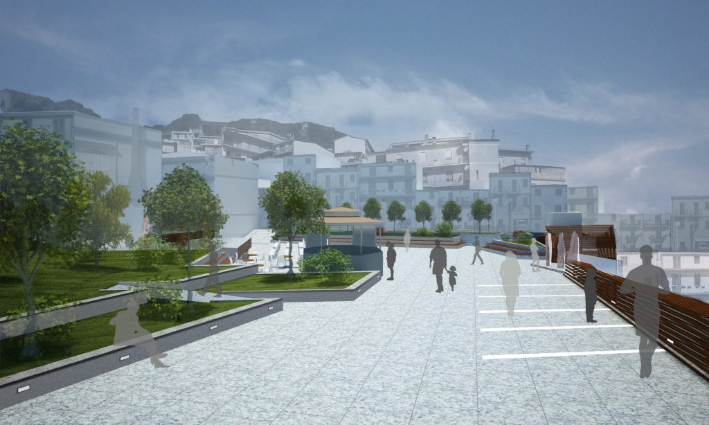 Piazza Sennorigau | Villagrande Strisaili (OG)
